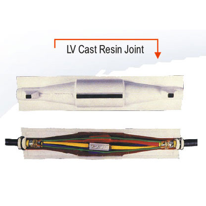 Cast Resin based Straight Joints & Branch Joints